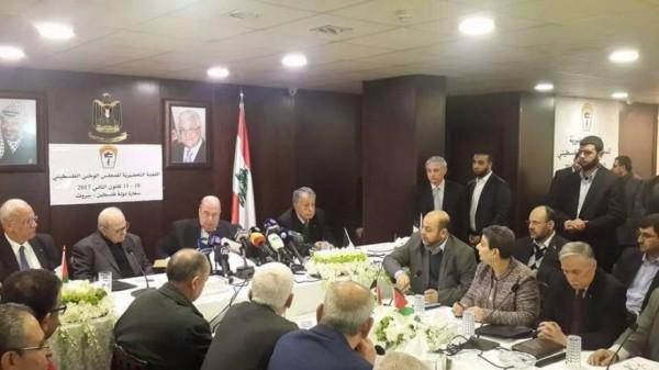 تحضيرية المجلس الوطني ببيروت تواصل اجتماعاتها لليوم الثاني