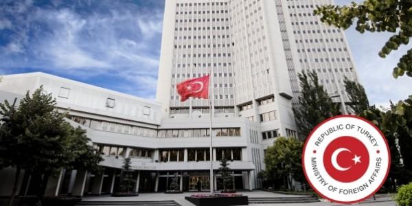 السفير مصطفى يبحث آخر التطورات السياسية مع الخارجية التركية