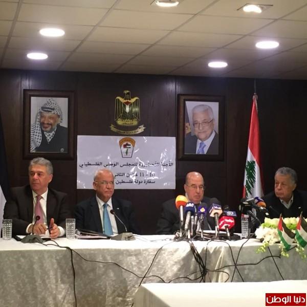 البيان الختامي لتحضيرية الوطني: الاتفاق على تشكيل حكومة وحدة وطنية ومجلس وطني