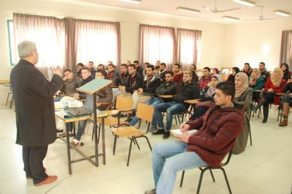 جامعة النجاح ونقابة المهندسين تخرجان دورة في مجال التصميم الزلزالي للمباني
