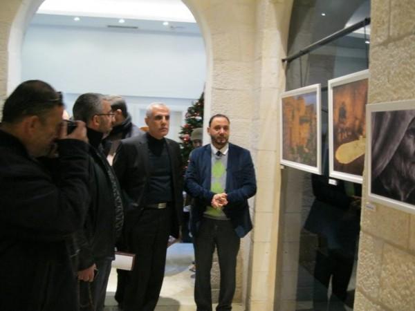وفد من مديرية التربية والتعليم يزور متحف بيت لحم