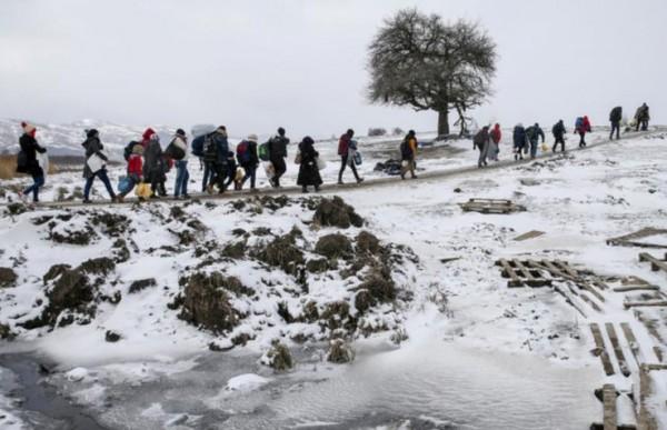 مقتل 7 اشخاص في بلغاريا نتيجة الصقيع