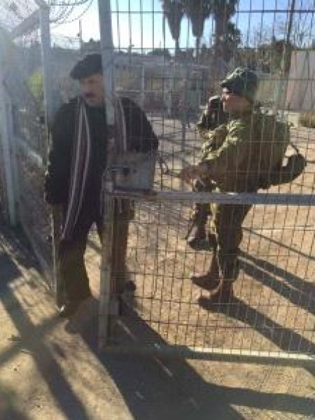 قوات الاحتلال تفرج عن اللواء طلال دويكات