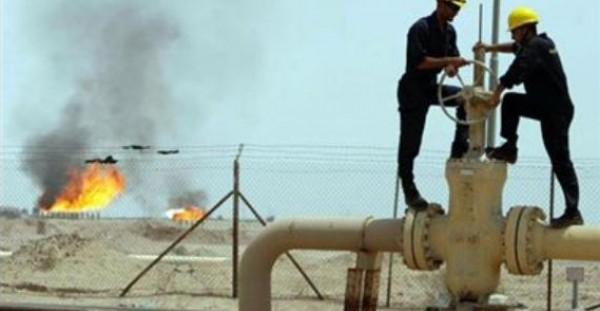 حريق في مصفاة لتكرير البترول بالامارات