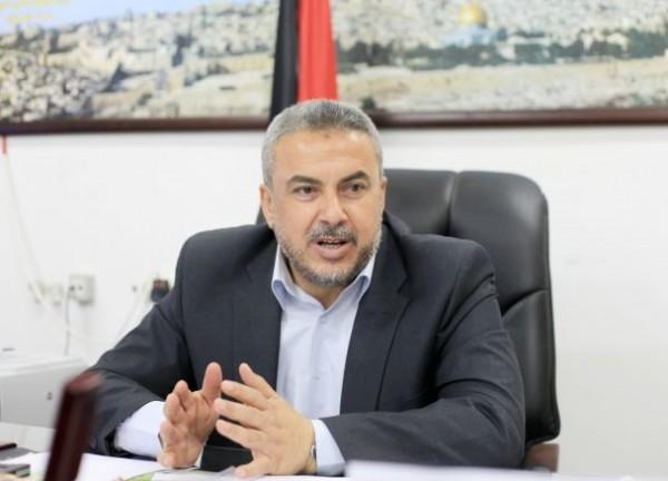 """رضوان لـ """"دنيا الوطن"""": حماس والفصائل في موسكو الاثنين للقاء لافروف"""