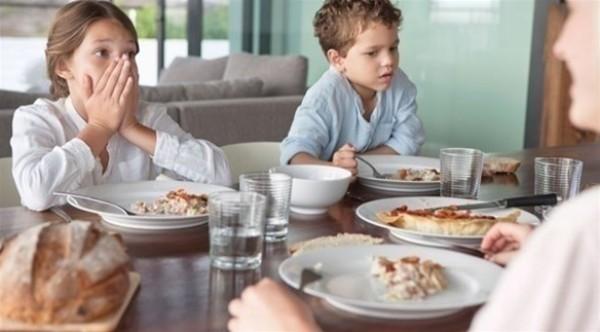مشاكل التغذية بين الأطفال