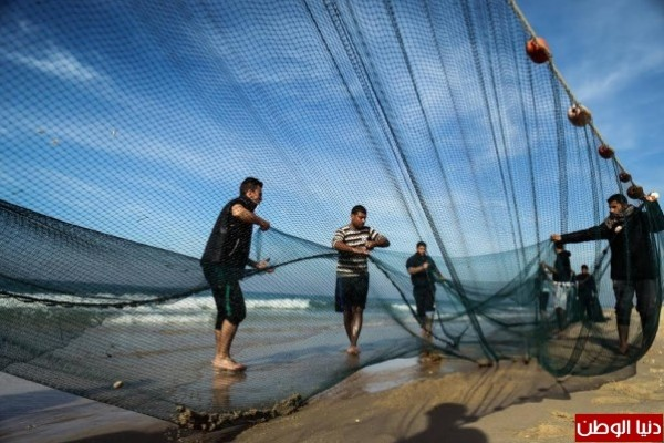 Video: A journey with Gaza fishermen