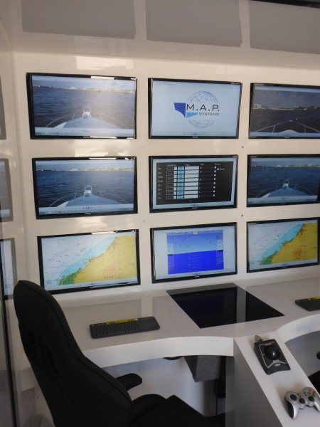 IDEX 2017: Al Marakeb Promotes its Marine Technologies and Unmanned Capabilities at NAVDEX