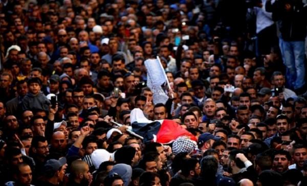 ارتفاع أعداد شهداء انتفاضة القدس لـ283 شهيدًا