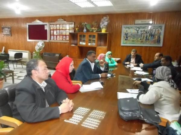 محافظة أسيوط تطلق مبادرة زراعة أسطح المنازل