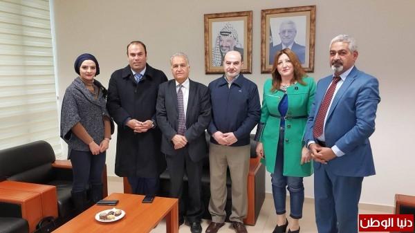 مؤسسة سيدة الأرض تنفيذ مشروع فني هادف في الأردن وفلسطين