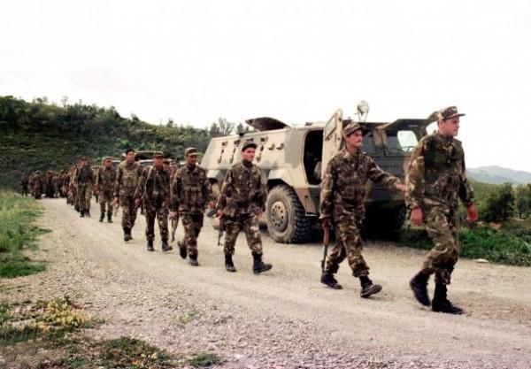 الجيش الجزائري يقتل 9 أشخاص في ولاية البويرة
