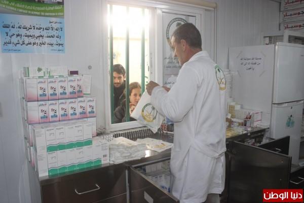 العيادات التخصصية السعودية تصرف 1887 وصفة طبية