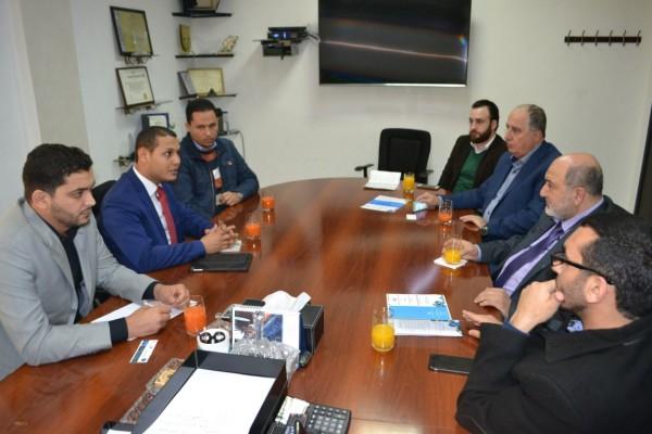الهيئة الإسلامية ومؤسسة الزاوي توقعان اتفاقية تبادل خبرات