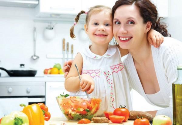 أسرار التغذية الصحية للأطفال في برنامج زهور العمر