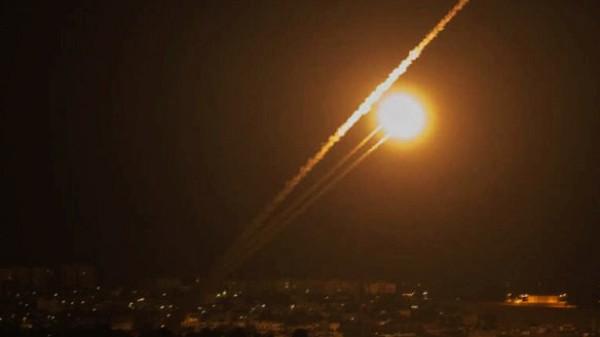Israel strikes Gaza strip midnight after alleged attack