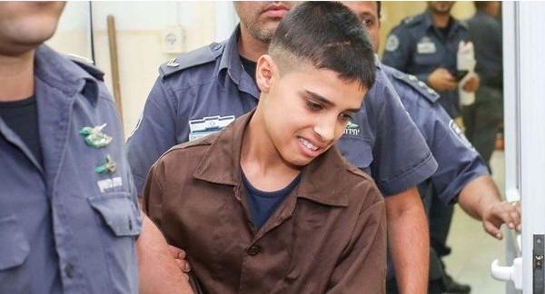 Bildresultat för اطفال فلسطين الاسرى