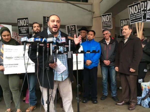 "Arab Americans Prepare to Protest ""Muslim Ban 2.0"" Amid a Rise in Anti-Arab Hate Crimes"