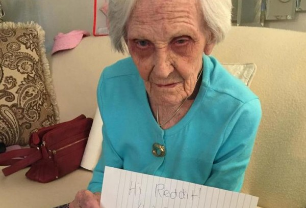 This 101-year-old woman wants you to hear what she's learned over the last century