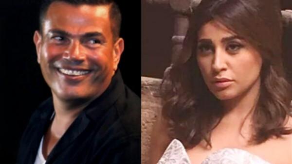تجدد شائعات زواج عمرو دياب ودينا الشربيني بسبب هذه الصور!
