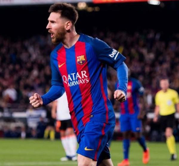 برشلونة يفقد ميسي!