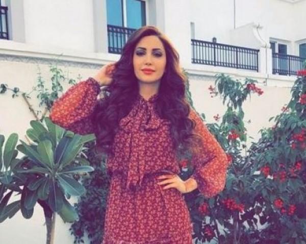 نسرين طافش تستعرض نفسها بالجيم وهي تتصبب عرقاً