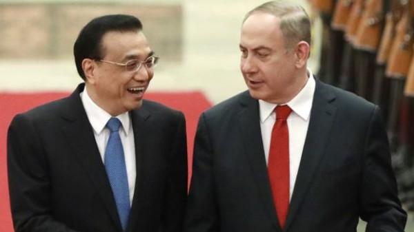 منطقة تجارة حرة مرتقبة بين اسرائيل والصين