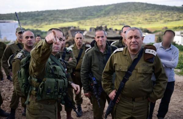 إيزنكوت: نخشى أن يتحول الجيش اللبناني إلى حزب الله