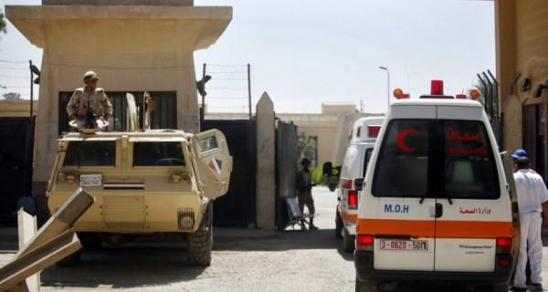 فتح معبر رفح لإدخال جثماني مواطنين توفيا أثناء علاجهما بمصر