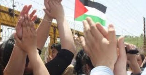 جمعية حسام تهنئ الأسير محمد البسيوني بالحرية