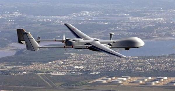 الجيش السوري يُسقط طائرة إسرائيلية مسيرة