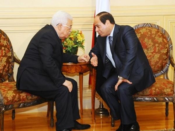لقاء الرئيسين عباس والسيسي..طي صفحة الخلاف والتركيز على قمة عمان