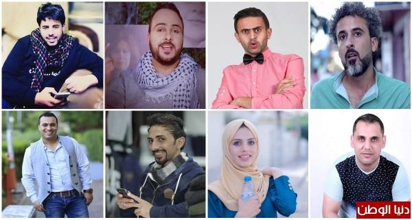 """""""ياريت خلفت 10 زيك""""..فنانو فلسطين يكشفون مواقف طريفة وأخرى مؤثرة مع أمهاتهم"""
