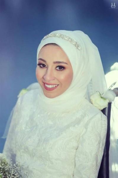 صور عروس مصرية أثارت الجدل والتعاطف!