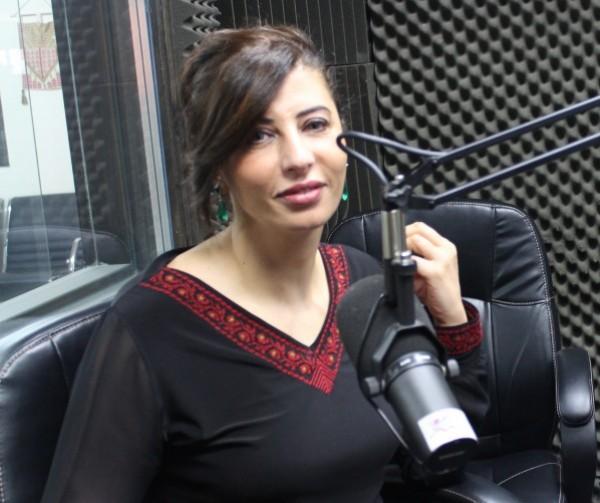 أمل جادو:اجتماع تركي فلسطيني الاثنين المقبل لمناقشة كافة القضايا