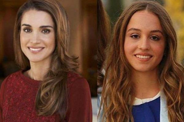 بنات الأميرات والملكات العربيات نسخة طبق الأصل عن أمهاتهن