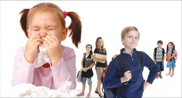 للأمهات.. احمي طفلك من الأمراض المعدية
