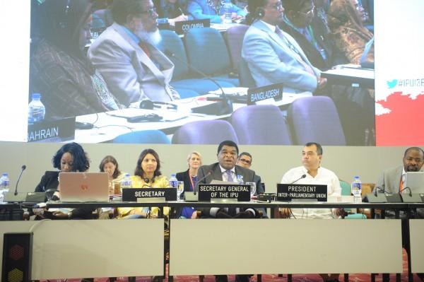 الاتحاد البرلماني الدولي يدين قانون شرعنة الاستيطان ويطالب بإلغائه