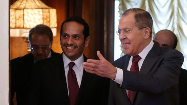 Qatar calls for independent probe into chemical attack
