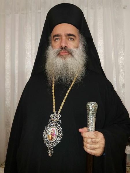 عطا الله حنا: سيبقى فرح القيامة في قلوبنا رغم الالام