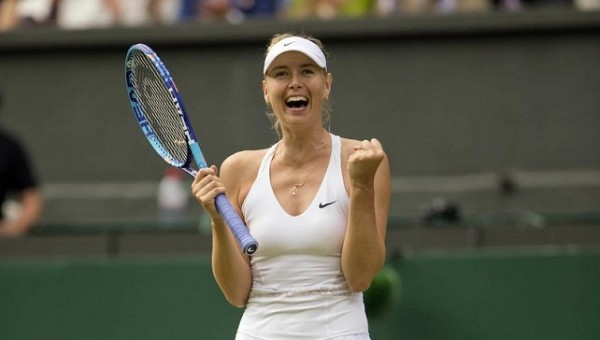 استوحى اطلالتك من لاعبة التنس ماريا شارابوفا