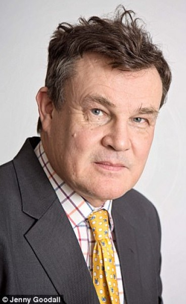 'I've rarely felt more fearful for the future': PETER OBORNE