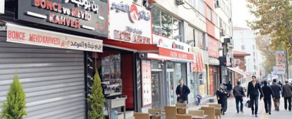 The Syrian Companies Rank Second in number in Turkey