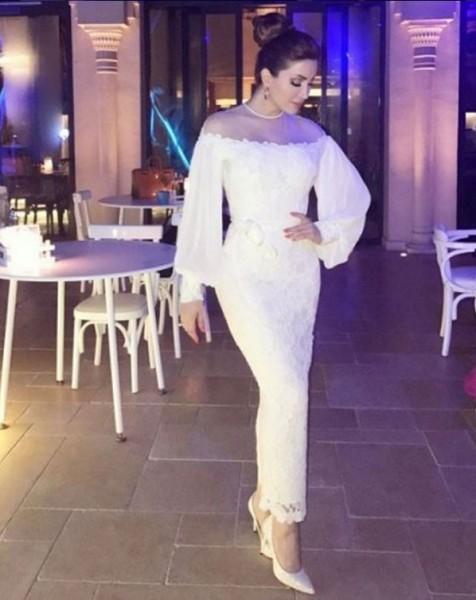 نسرين طافش تحتفل بعيد ميلادها الـ35 بالرقص