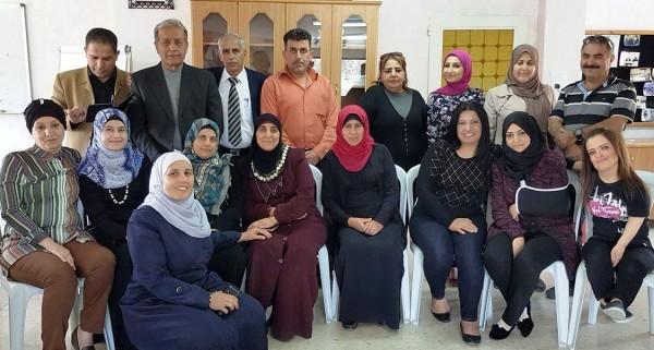 اختتام ورشة عمل نقابيه اردنيه فلسطينيه لنقابتي الغزل والخياطة والنسيج