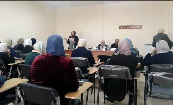 جمعية مدرسة الأمهات تعقد الاجتماع السنوي لهيئتها العامة