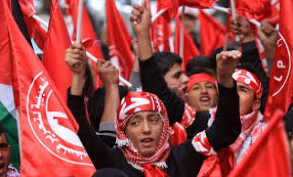 الجبهة الشعبية تنظم سلسلة فعاليات تضامنية مع إضراب الأسرى