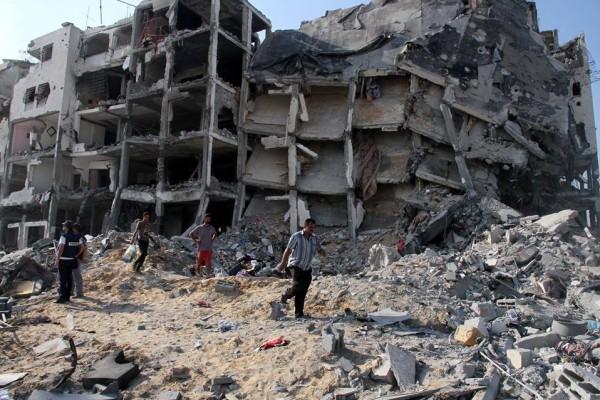 16 مليون يورو..توقيع عقود مشاريع المنحة الإيطالية لإعادة إعمار غزة