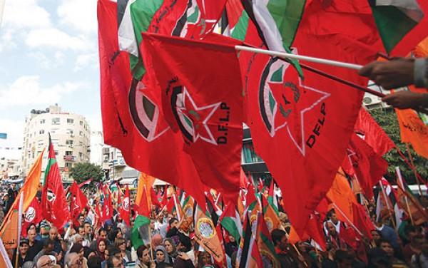 الجبهة الديمقراطية تدعو لتدويل إضراب الأسرى في المحافل الدولية