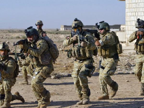 مصرع 3 عناصر من تنظيم الدولة في بيجي شمال بغداد